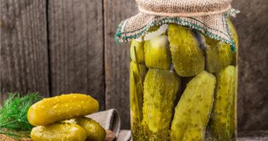 jar of pickles