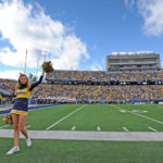 West Virginia University football stadium