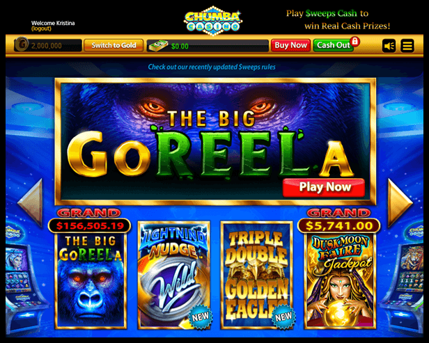 Chumba Casino Promotion Links