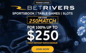 BetRivers Online Casino and Sportsbook PA