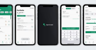 Sporttrade plans to launch in New Jersey soon.